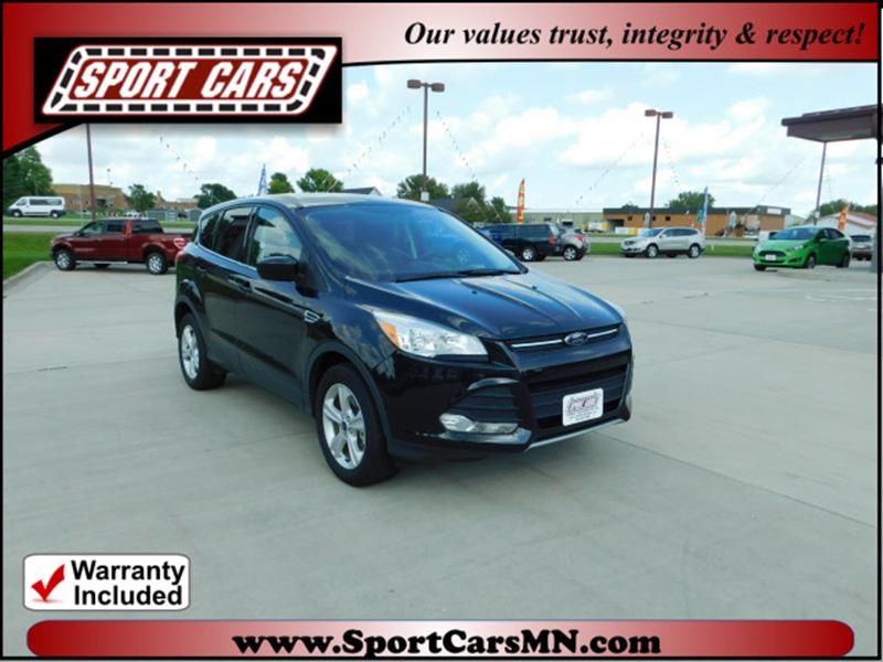 2014 Ford Escape for sale at SPORT CARS in Norwood MN
