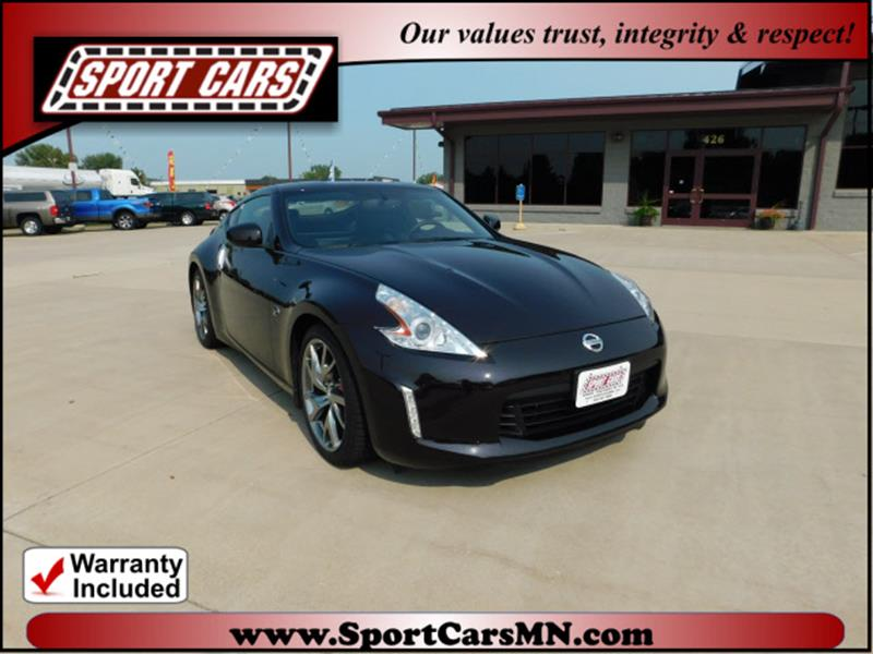 2013 Nissan 370Z For Sale At SPORT CARS In Norwood MN