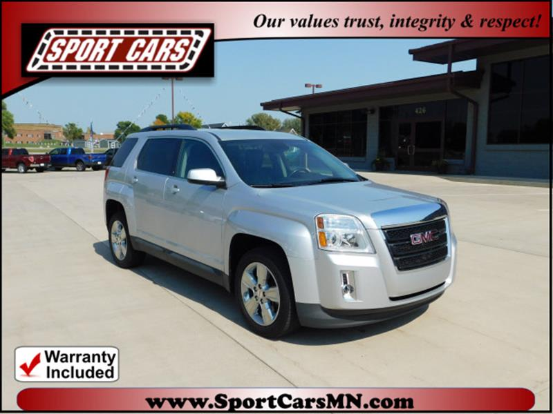 2014 GMC Terrain for sale at SPORT CARS in Norwood MN