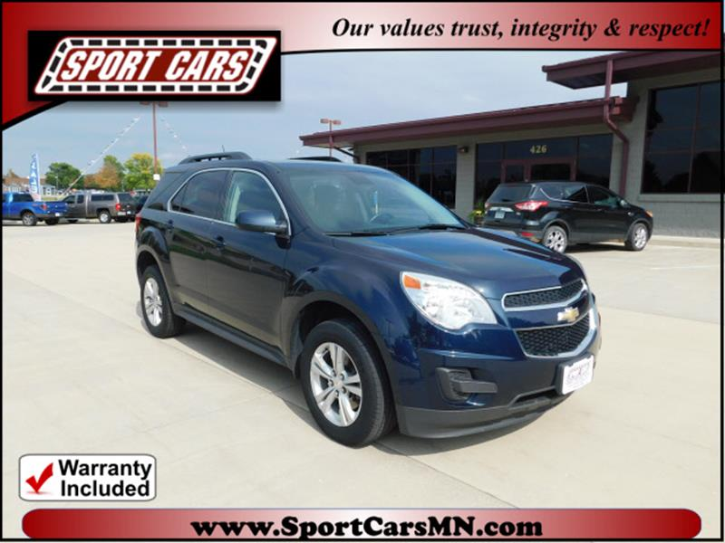 2015 Chevrolet Equinox for sale at SPORT CARS in Norwood MN