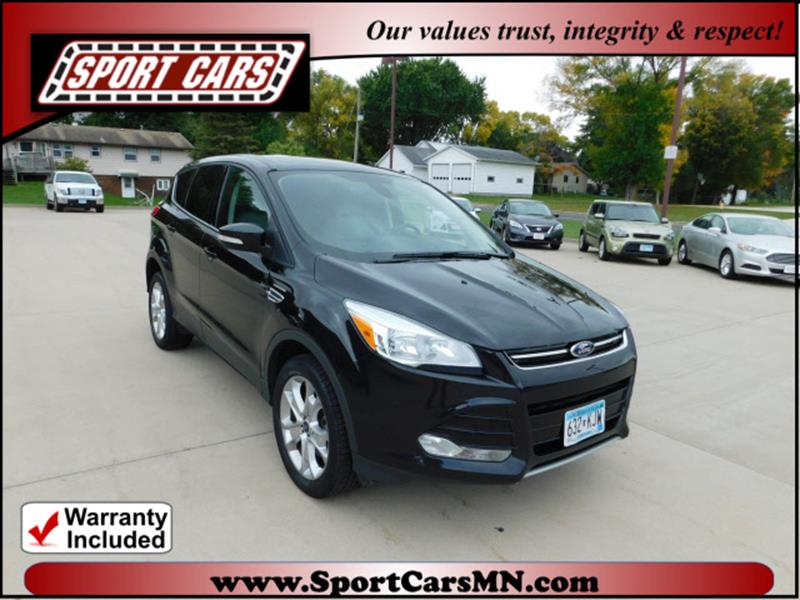 2013 Ford Escape for sale at SPORT CARS in Norwood MN