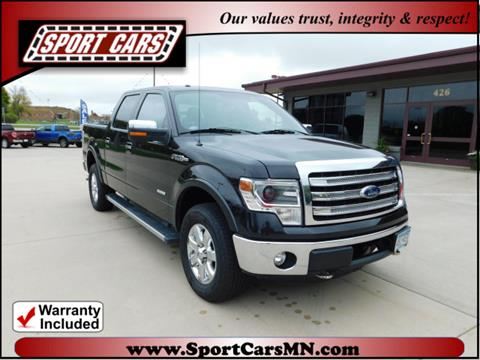2013 Ford F-150 for sale at SPORT CARS in Norwood MN