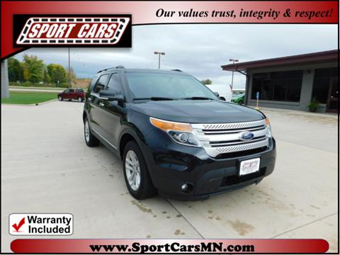 2015 Ford Explorer for sale at SPORT CARS in Norwood MN