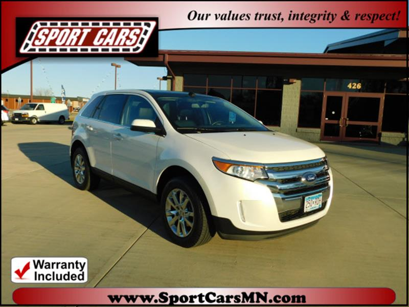2014 Ford Edge Limited In Norwood MN - SPORT CARS