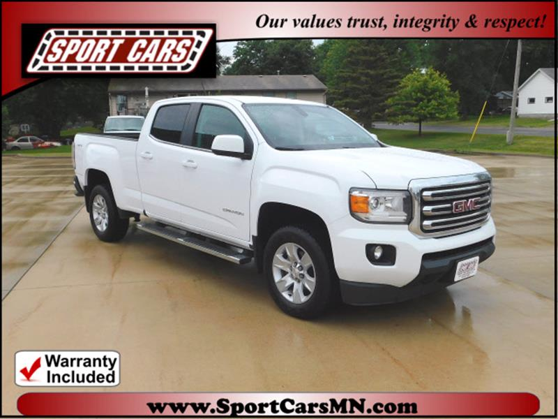 2015 Gmc Canyon In Norwood Mn Sport Cars