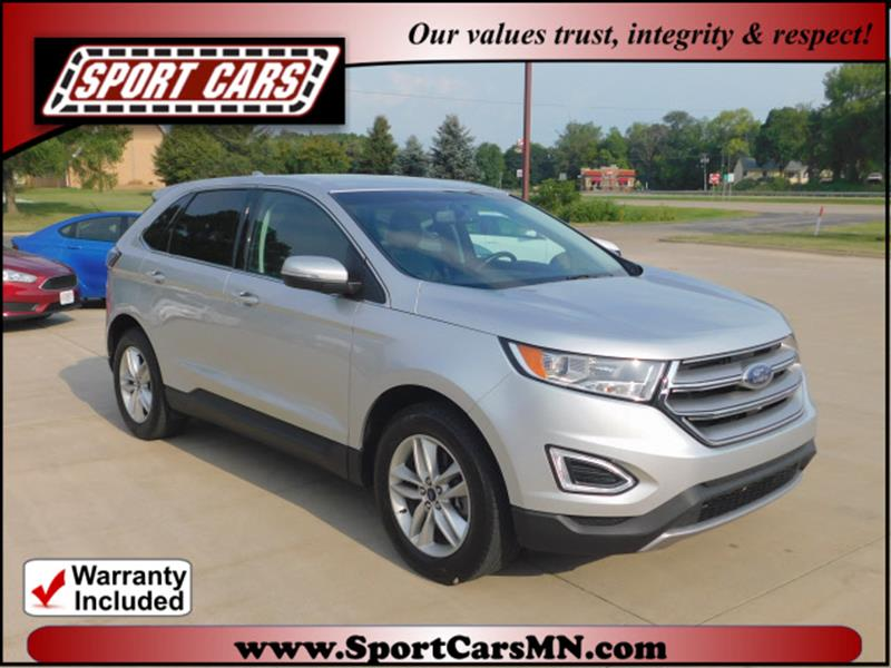 Ford Edge For Sale At Sport Cars In Norwood Mn