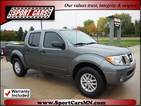 2016 Nissan Frontier for sale in Norwood, MN