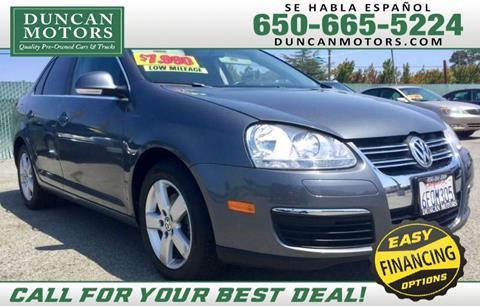 2009 Volkswagen Jetta for sale in San Carlos CA