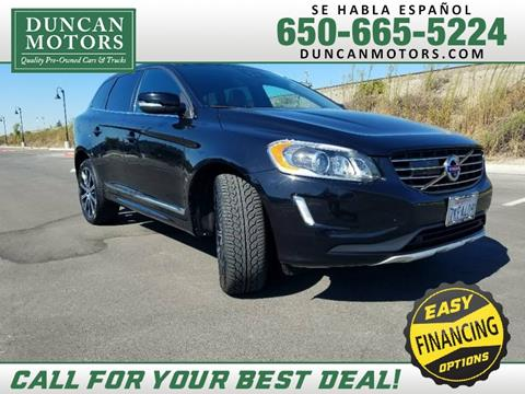 2015 Volvo XC60 for sale in San Carlos CA