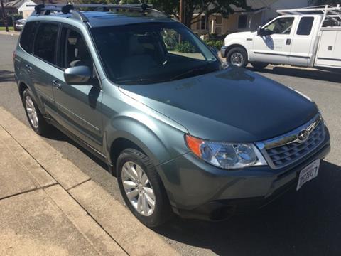 2012 Subaru Forester for sale in San Carlos, CA