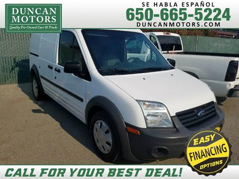 2013 Ford Transit Connect for sale in San Carlos CA