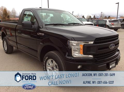 2018 Ford F-150 for sale in Alpine, WY