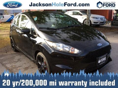 2018 Ford Fiesta for sale in Alpine, WY