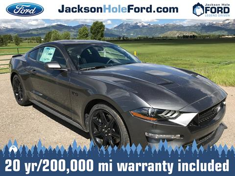 2019 Ford Mustang for sale in Alpine, WY
