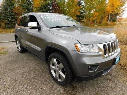 2013 Jeep Grand Cherokee For Sale At Jackson Hole Ford Of Alpine In Alpine  WY