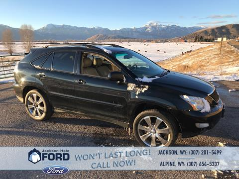 2007 Lexus RX 350 for sale in Alpine, WY