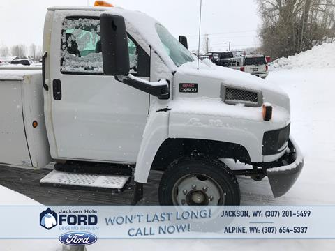 2003 GMC C4500 for sale in Alpine, WY