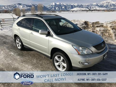 2006 Lexus RX 330 for sale in Alpine, WY