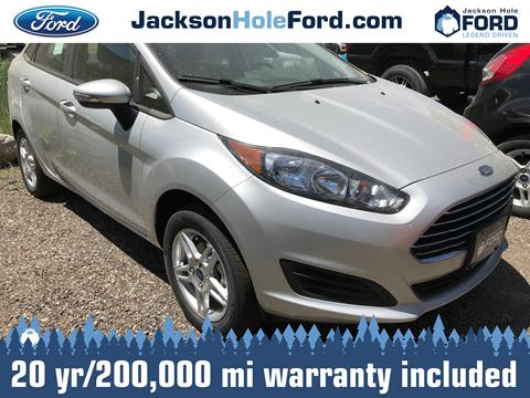 2019 Ford Fiesta for sale in Alpine, WY
