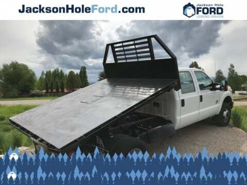2013 Ford F-350 Super Duty for sale in Alpine, WY