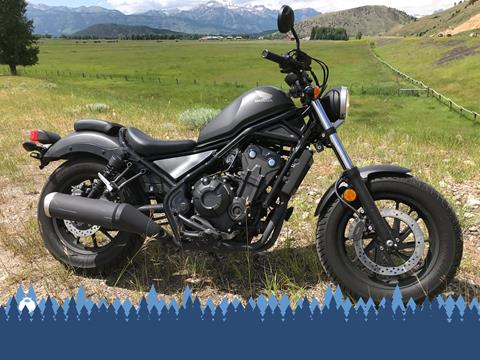 2019 Honda Rebel for sale in Alpine, WY