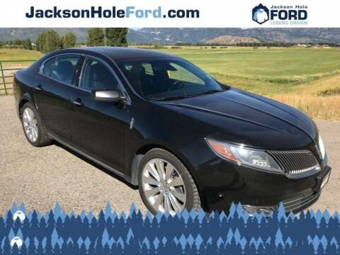 2014 Lincoln MKS for sale in Alpine, WY