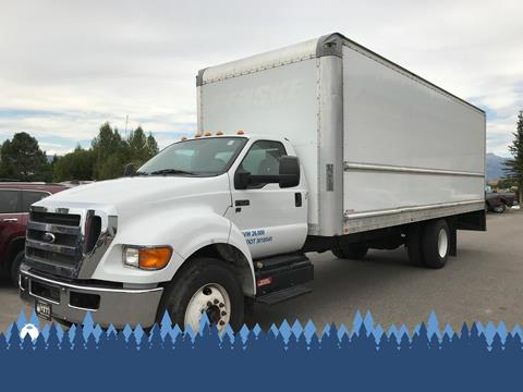 2015 Ford F-650 Super Duty for sale in Alpine, WY