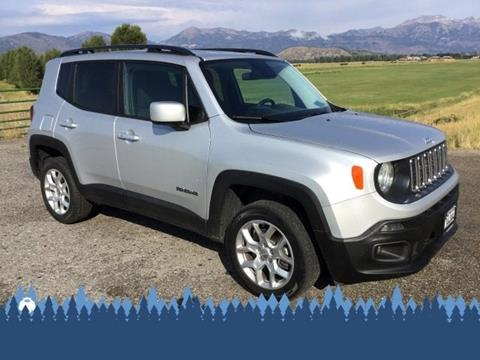 2017 Jeep Renegade for sale in Alpine, WY