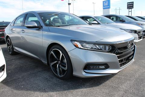 2019 Honda Accord for sale in Alpine, WY
