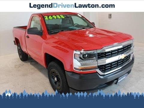 2017 Chevrolet Silverado 1500 for sale in Alpine, WY