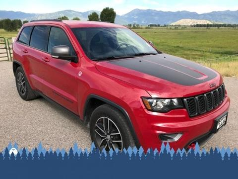 2018 Jeep Grand Cherokee for sale in Alpine, WY