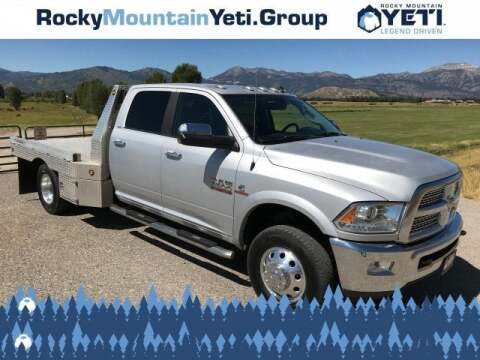 2017 RAM Ram Chassis 3500 for sale in Alpine, WY