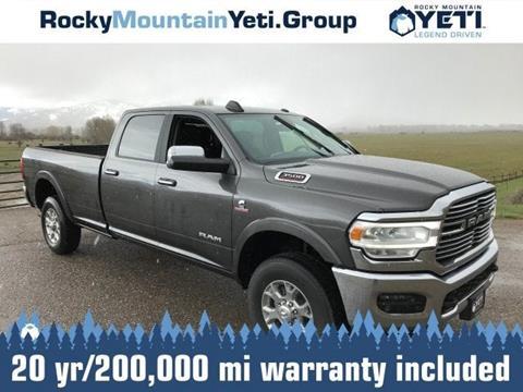 2019 RAM Ram Pickup 3500 for sale in Alpine, WY