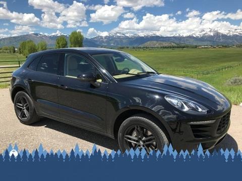 2015 Porsche Macan for sale in Alpine, WY