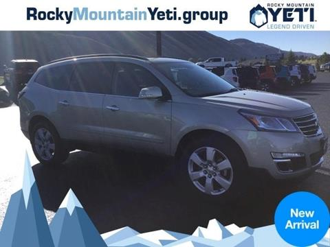2016 Chevrolet Traverse for sale in Alpine, WY
