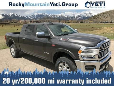 2019 RAM Ram Pickup 2500 for sale in Alpine, WY