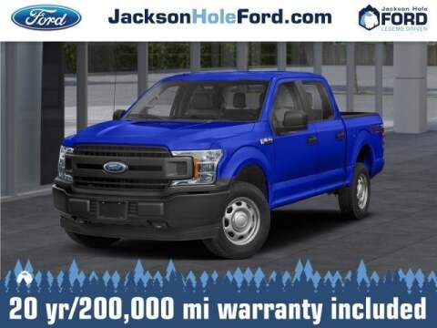 2019 Ford F-150 for sale at Jackson Hole Ford of Alpine in Alpine WY