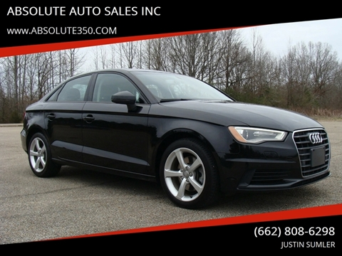 2016 Audi A3 for sale in Corinth, MS