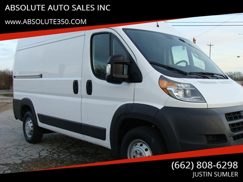34ea255acf 2018 RAM ProMaster Cargo for sale in Corinth