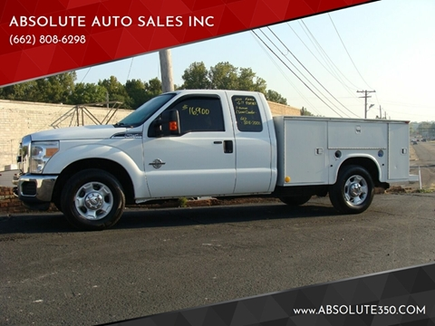 2011 Ford F-250 Super Duty for sale in Corinth, MS