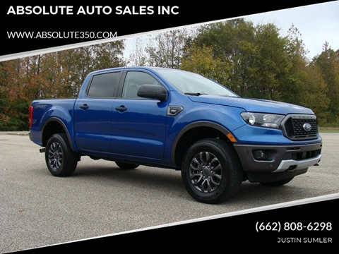 2019 Ford Ranger for sale in Corinth, MS