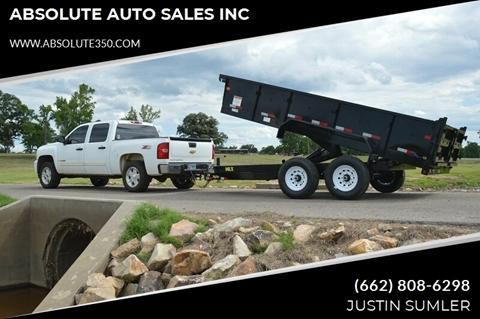 2020 Big Tex 14LX-14BK7SIRPD for sale in Corinth, MS