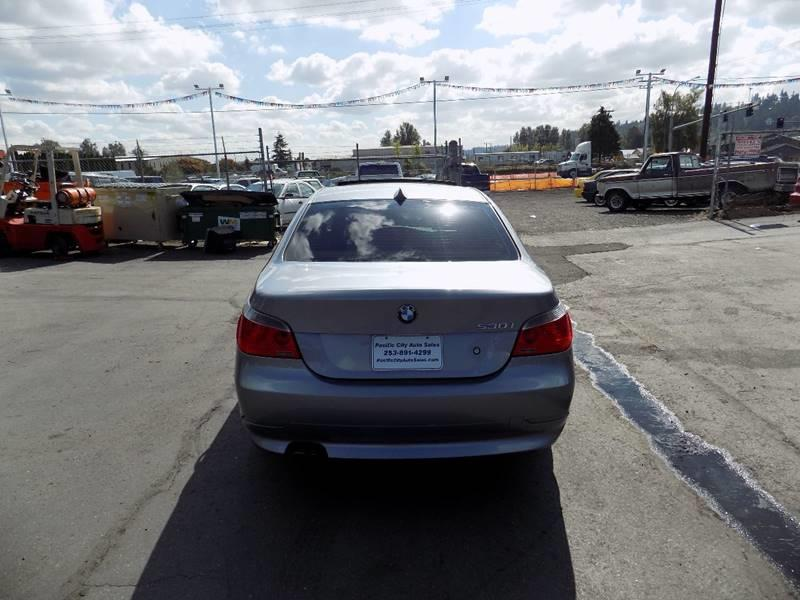 2007 BMW 5 Series 530i 4dr Sedan - Pacific WA