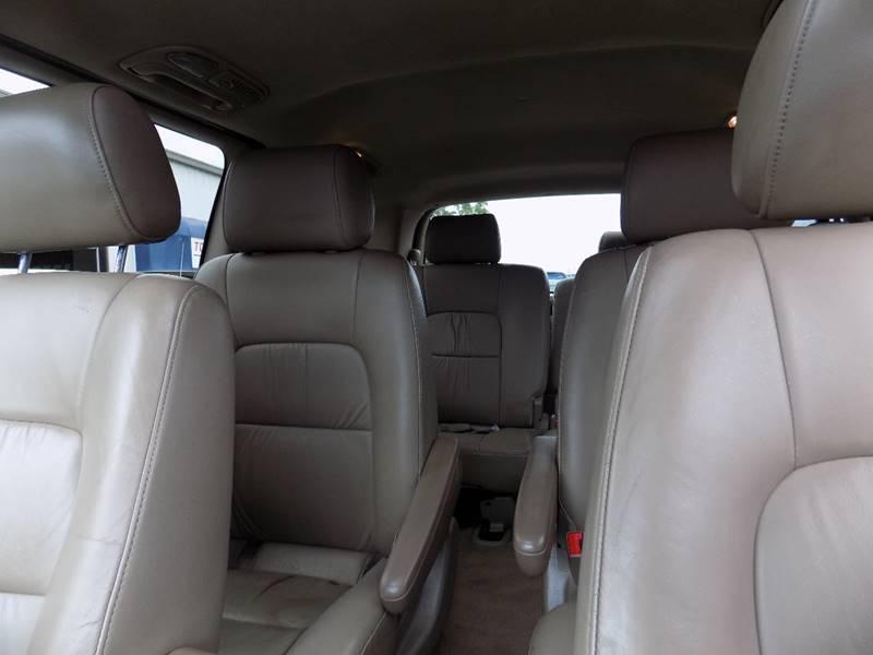 2002 Kia Sedona LX 4dr Mini-Van - Pacific WA
