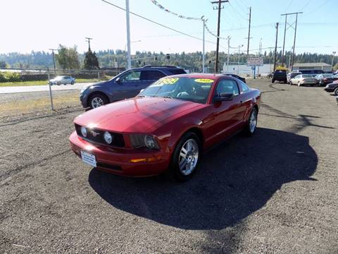 2008 Ford Mustang for sale in Pacific, WA