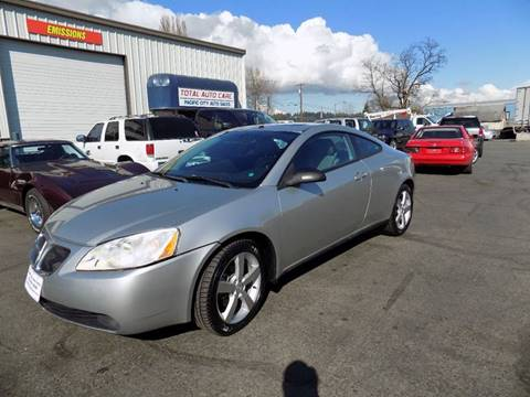 2007 Pontiac G6 for sale in Pacific, WA