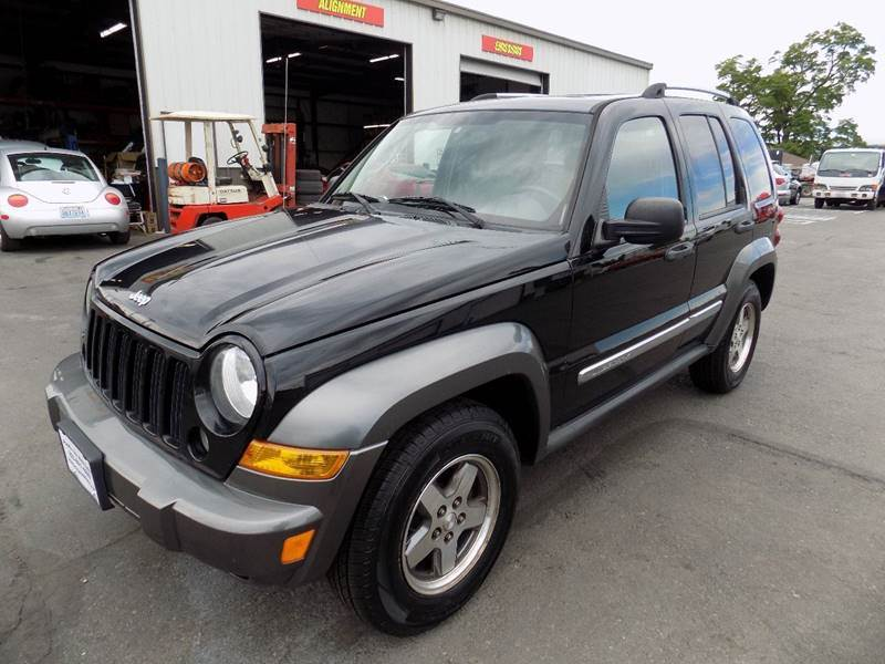 2006 Jeep Liberty for sale in Pacific, WA