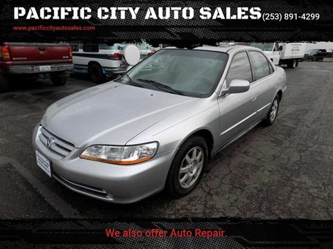 2002 Honda Accord for sale in Pacific, WA