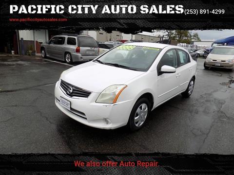 2011 Nissan Sentra for sale in Pacific, WA