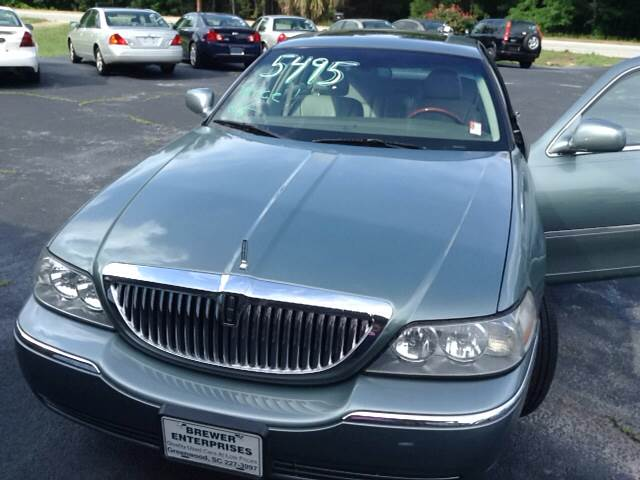 2005 Lincoln Town Car Signature Limited 4dr Sedan In Greenwood Sc
